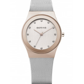 Women's watch Bering Classic Collection 12927-064 Milanese strap