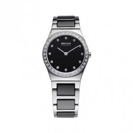 WATCH BERING WATCH SILVER STAINLESS STEEL AND CERAMIC 32430-742