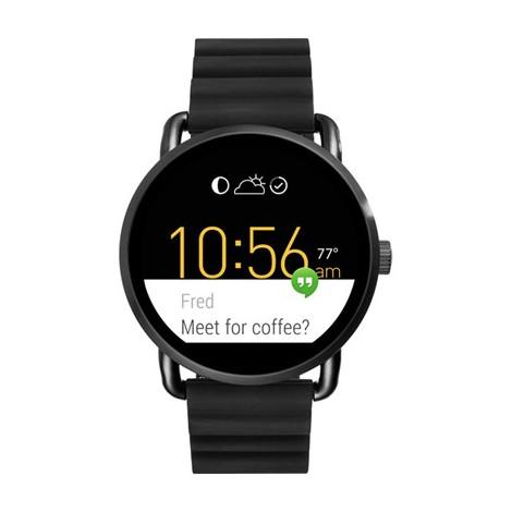 Fossil Orologio Acciaio Q Wander Touchscreen Smartwatch Ftw2111