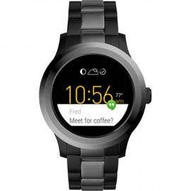 Fossil Watch Q Marshal Touchscreen Steel Smartwatch Ftw2117