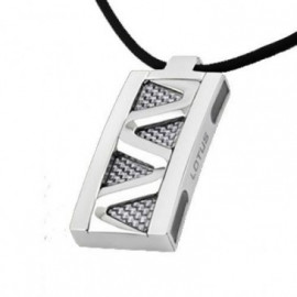 LOTUS STAINLESS STEEL NECKLACE LS1320-1 / 1