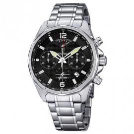 Orologio Festina Uomo Sport cronografo cassa e cint. acciaio   F6835/4
