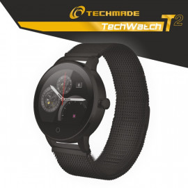 TECHMADE TECHWATCHT2-MBK