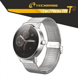 TECHMADE TECHWATCHT2-SIL