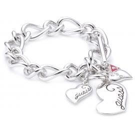 Woman Bracelet GUES / JE UBB80921 Silver