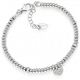 bracciale donna gioielli Amen San Valentino casual cod. BCOH