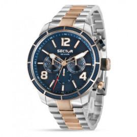 orologio multifunzione uomo Sector 850 casual cod. R3253575005