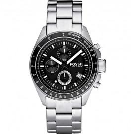 Orologio Cronografo Fossil cint. e cassa in acciaio  CH2600IE
