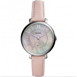 Orologio da Donna FOSSIL coll. Jacqueline cint. rosa solo tempoES4151