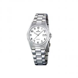FESTINA Women's Watch - 15 F16377 / 1 steel case and strap