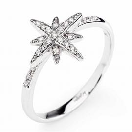 anello donna gioielli Amen Croce Del Sud misura 12 casual cod. RCDS-12