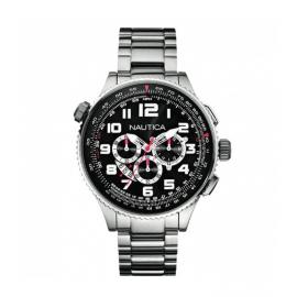Orologio Uomo NAUTICA A29523G Cronografo Cinturino Acciaio