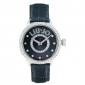 Orologio Donna Grigio LIU-JO TLJ248 CASSA in acciaio CINTURINO PELLE