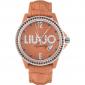 Orologio Donna Marrone LIU-JO TLJ112 CASSA FIBREGLASS CINTURINO PELLE