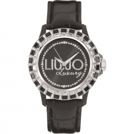 White woman watch LIU-JO TLJ159 steel case and bracelet