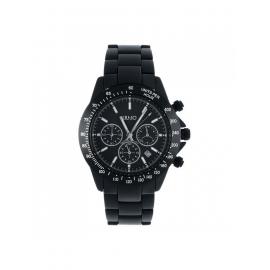 orologio donna nero LIU-JO TLJ192 Cassa e cinturino in alluminio