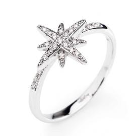 anello donna gioielli Amen Croce Del Sud misura 14 casual cod. RCDS-14