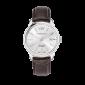orologio uomo argento PhilipWatch R8221178001 cassa acciaio cint.pelle