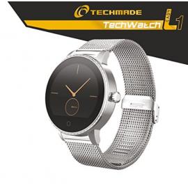Techmade Smartwatch Display 1.22 Bluetooth PowerBank da 400mah incluso