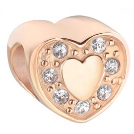 Gioiello Morellato drops cuore, donna, colore: rosa cod.SCZ603.