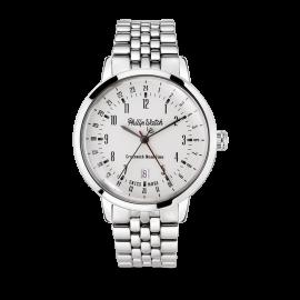 orologio uomo silver PhilipWatch R8253598002 cassa e cinturino acciaio