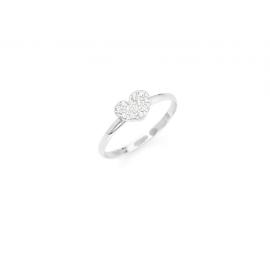 anello donna gioielli Amen Ti Amo misura 12 casual cod. RH-12