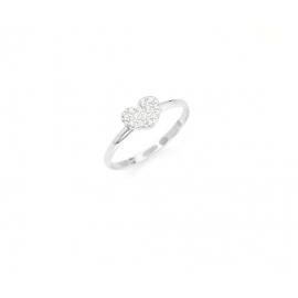 anello donna gioielli Amen Ti Amo misura 14 casual cod. RH-14
