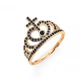 anello donna gioielli Amen Corone misura 18 trendy cod. AC2RN-18