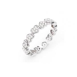 anello donna gioielli Amen Amore misura 14 trendy cod. RHHZ-14