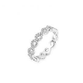 anello donna gioielli Amen Amore misura 14 trendy cod. RINZ-14
