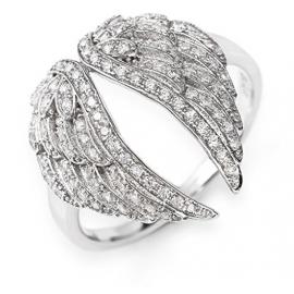 anello donna gioielli Amen Angeli misura 18 trendy cod. RWH3-18