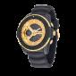 Orologio Uomo SECTOR R3251197036 Dual-Time Cassa in Acciaio e Cinturino in Gomma