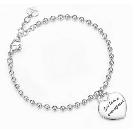 bracciale donna gioielli Luca Barra trendy cod. LBBK1474