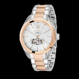 Maserati orologio AUTOMATICO uomo Traguardo casual cod. R8823112001