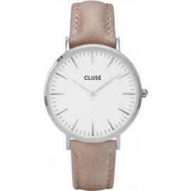 Orologio da Donna Cluse Cassa in acciaio cinturino in pelle CL18234