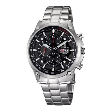 orologio uomo FESTINA F6817/4  cassa e cinturino in acciaio