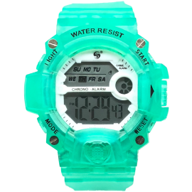 SPORT WATCH VERDE FLUO
