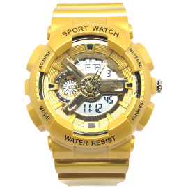 Orologio SPORT WATCH GOLD