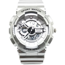 Orologio SPORT WATCH SILVER