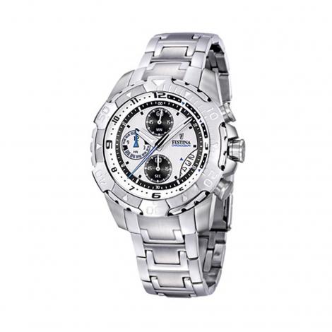 orologio uomo FESTINA F16358/1  cassa e cinturino in acciaio