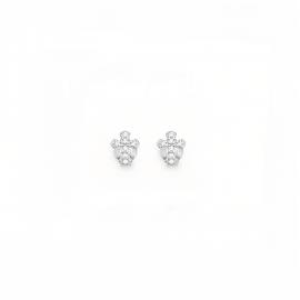 Orecchini Donna AMEN ORCZB1 argento 925 e cristalli