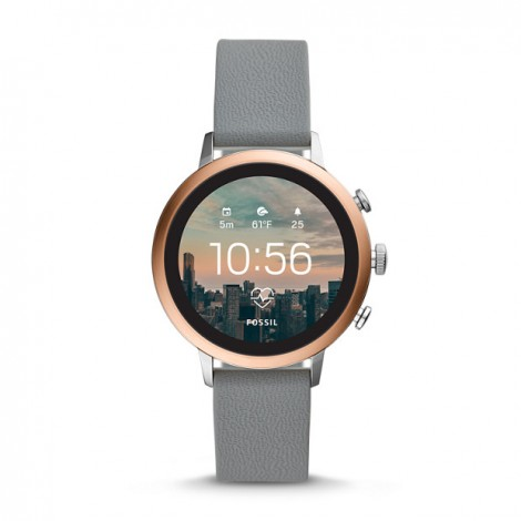 Fossil Orologio Q Marshal Touchscreen Acciaio Smartwatch Ftw2109