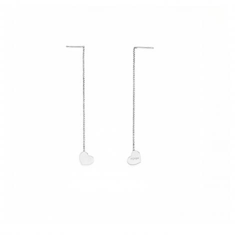 orecchini donna AMEN ORLHB argento 925