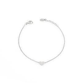 Bracciale Donna AMEN BRHBZ3 argento 925 e zirconi