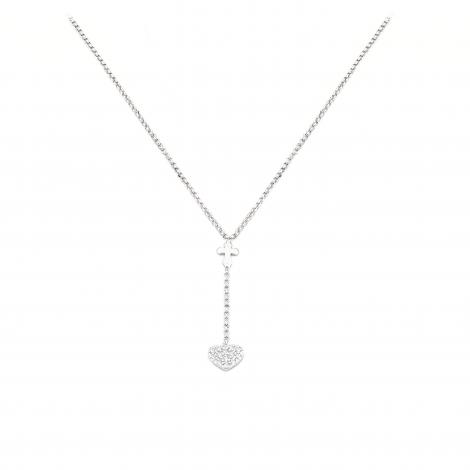collana donna AMEN CLCHZB argento 925 e cristalli
