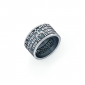 anello unisex AMEN PNB925 argento 925