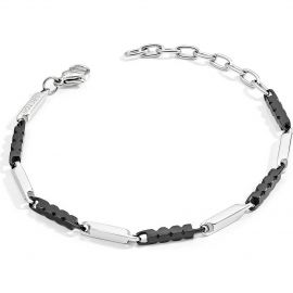 SECTOR WOMAN BRACELET SZR09 ANALYZER STEEL