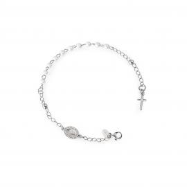 Bracciale Donna AMEN BROBBZ-M4 argento 925 con perle