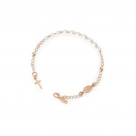 Bracciale Donna AMEN BRORB4 argento 924 con perle