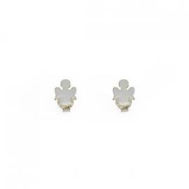 Ladies' Earrings AMEN ORAB 925 Silver